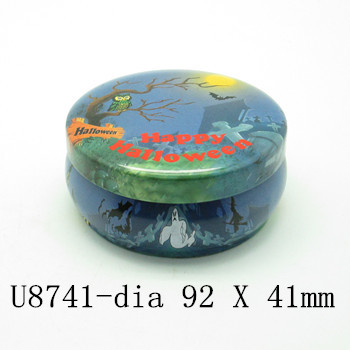 Candy & Mint Tins U8741