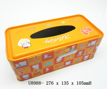 Candy & Mint Tins U8988