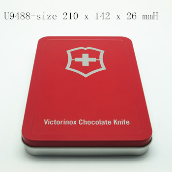 Chocolate Tins U9488