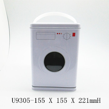 U9305 Handle Tin Box