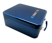 Lunch Tin & Handle Tins u9455h