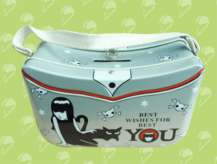 u9263 Tin Coin Bank