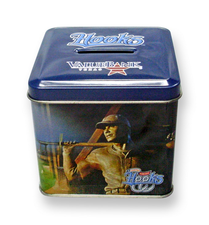 u2132h3 Tin Coin Bank