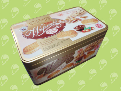 Rectangular Tins u8952