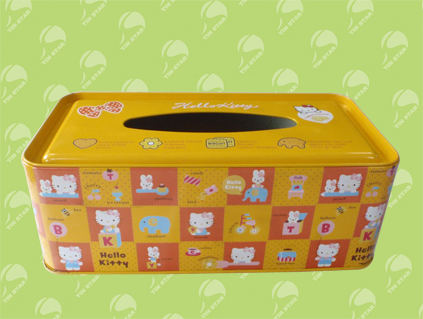 Rectangular Tins u8988