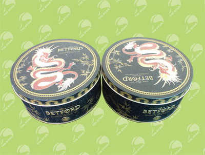 U1264 Packaging Tin Box