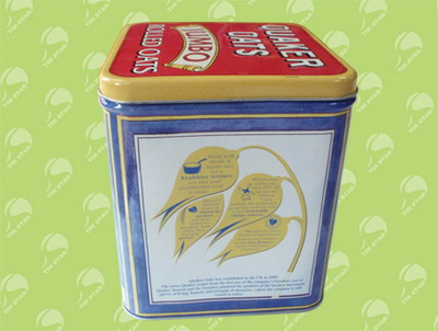 U2105h6 Packaging Tin Box