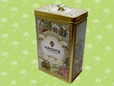 U3265 Packaging Tin Box