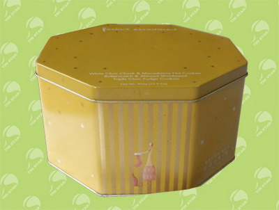 u5312 Packaging Tin Box